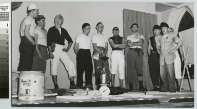 Fraternity skit, Rochester Institute of Technology