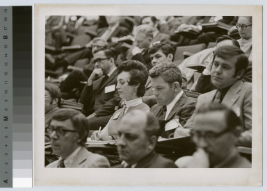 Academics, Rochester Institute of Technology College of Continuing Education, faculty meeting, [1970-1980]