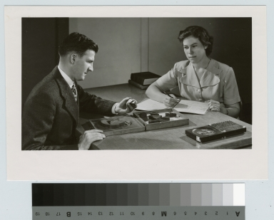 Student evaluation, Counseling Center, Rochester Institute of Technology [1950-1955]