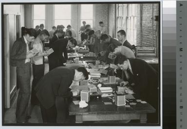 Pinhole camera class, Rochester Institute of Technology
