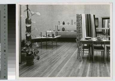 Student art exhibit, School for American Craftsmen, Rochester Institute of Technology