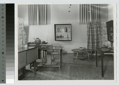 Student arts and crafts exhibition, School for American Craftsmen, Rochester Institute of Technology