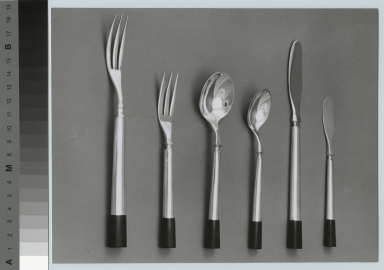 Silverware, School for American Craftsmen, Rochester Institute of Technology