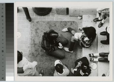 Student with children, Department of Social Work, Rochester Institute of Technology