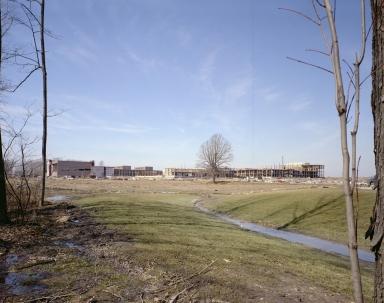 Henrietta Campus construction