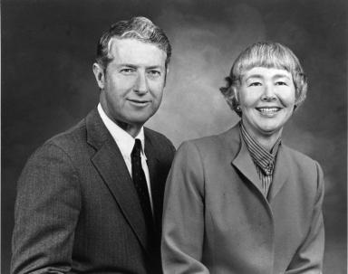 Bruce and Nancy Bates