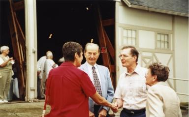 Alfred L. Davis & Albert Simone