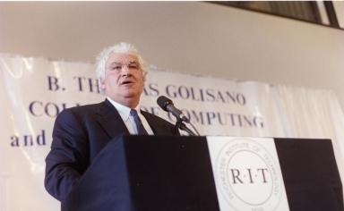 B, Thomas Golisano
