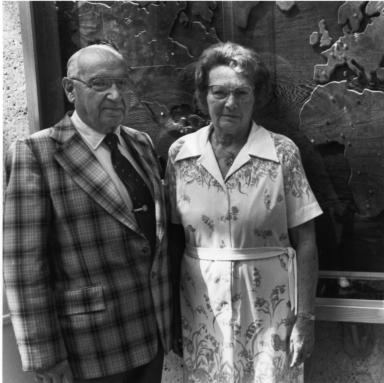 Kilian Schmitt and Caroline Schmitt