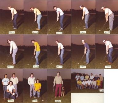 Members of RIT Golf Team