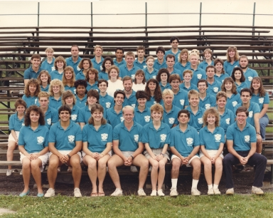 1987 Student Orientation Services Leaders