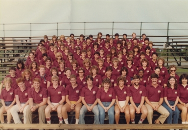 1983 Student Orientation Services Leaders