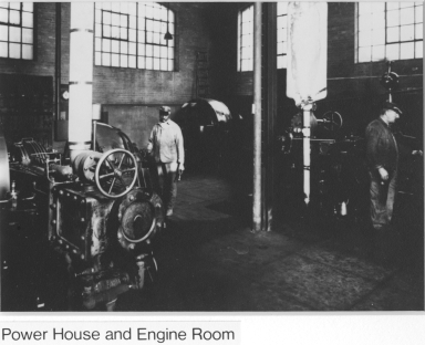 Photograph of RAMI Power House and Engine Room