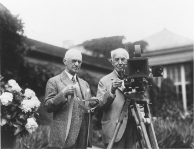 George Eastman, Thomas Edison