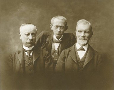 Max Lowenthal, William Farley Peck, Captain Henry Lomb