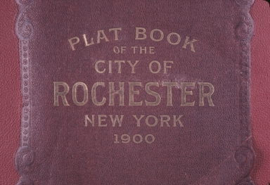 Plat Book of the City of Rochester New York, 1900
