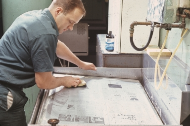Washing Prints