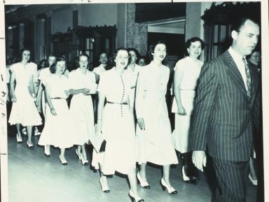 Graduation 1953