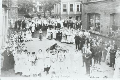 Student Body 1916