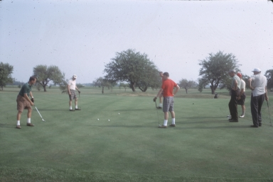 Alumni Golf Tournamnet
