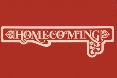 Homecoming 1972 Slide