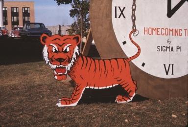 Sigma Pi Homecoming Tiger