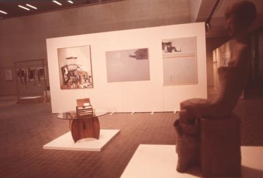 Faculty Show 1972