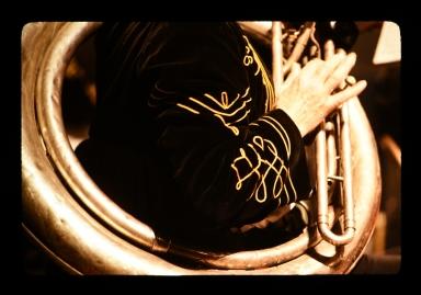 Unidentified musician