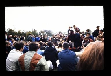 Large gathering
