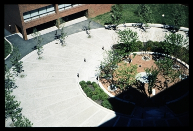 NTID courtyard