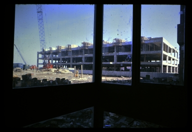 Construction of Henrietta campus building