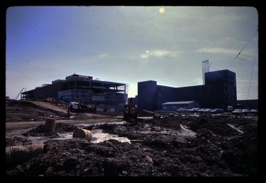 Construction of Henrietta campus buildings