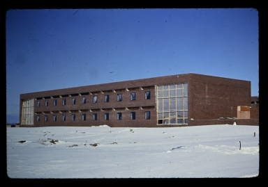 Construction of Henrietta campus building