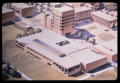 Artist rendering of proposed Henrietta campus