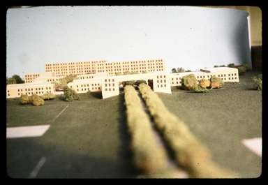 Model of proposed Henrietta campus