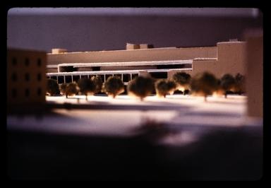 Model of proposed Henrietta campus