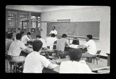 Downtown campus classroom