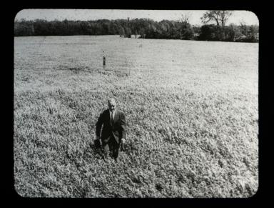 Mark Ellingson in field