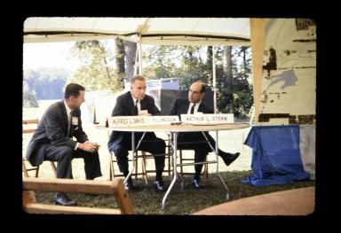 Alfred Davis, Mark Ellingson, Arthur Stern