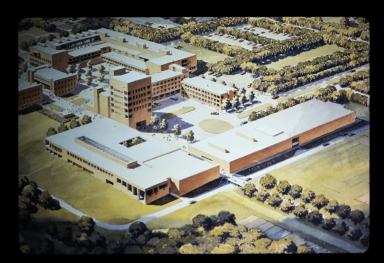 Artist rendering of Henrietta campus