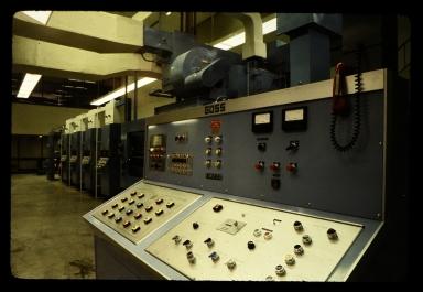 Press machinery