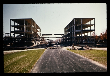 Construction of Henrietta campus