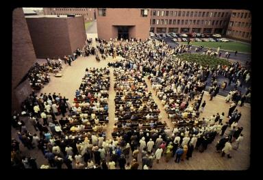 Henrietta campus dedication ceremony