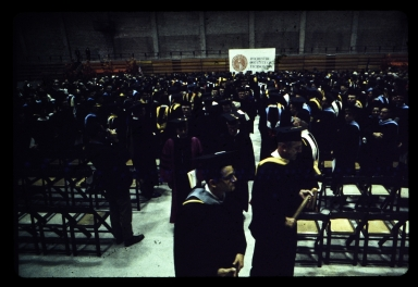 Attendees at Henrietta campus dedication event