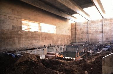 Cement framework