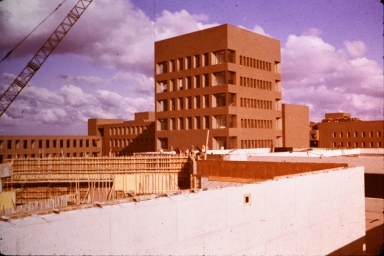 Construction of Student Alumni Union