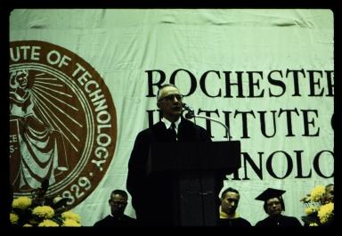 Henrietta campus dedication speaker