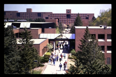 Hale-Andrews Student Life Center