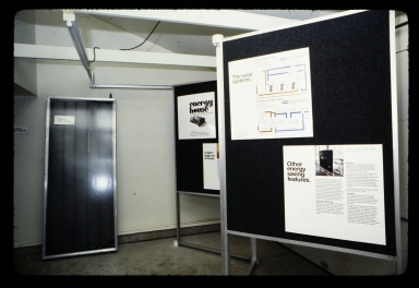 Energy House exhibit