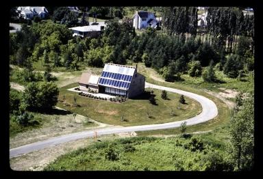 Energy House exterior